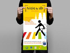 Artistes en Ville