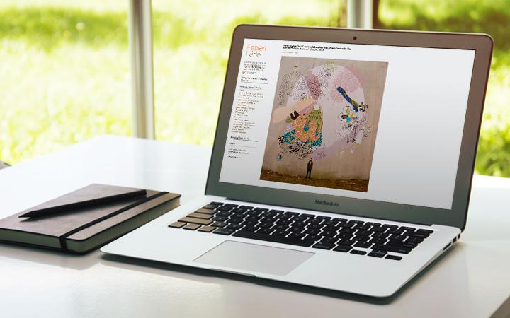 Création portfolio