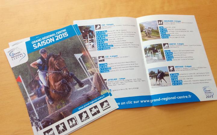 Brochure de présentation des étapes GRC 2015
