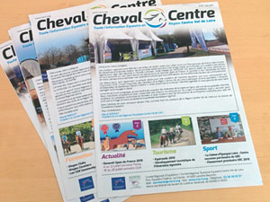 Cheval Ô Centre